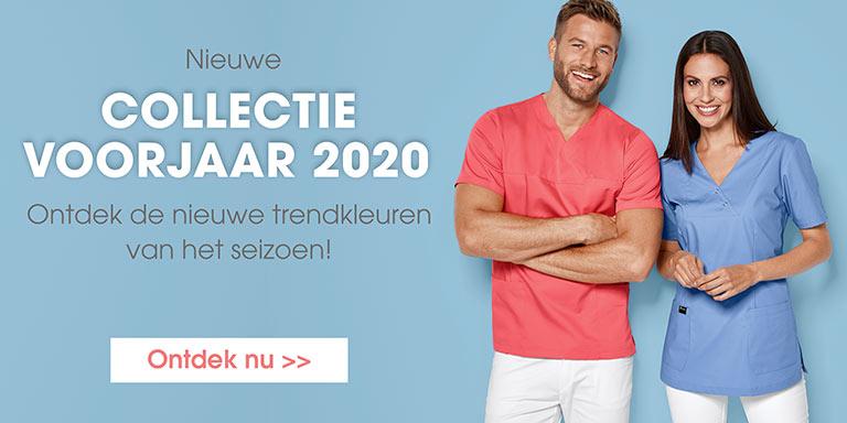 Nieuwe collectie 2020