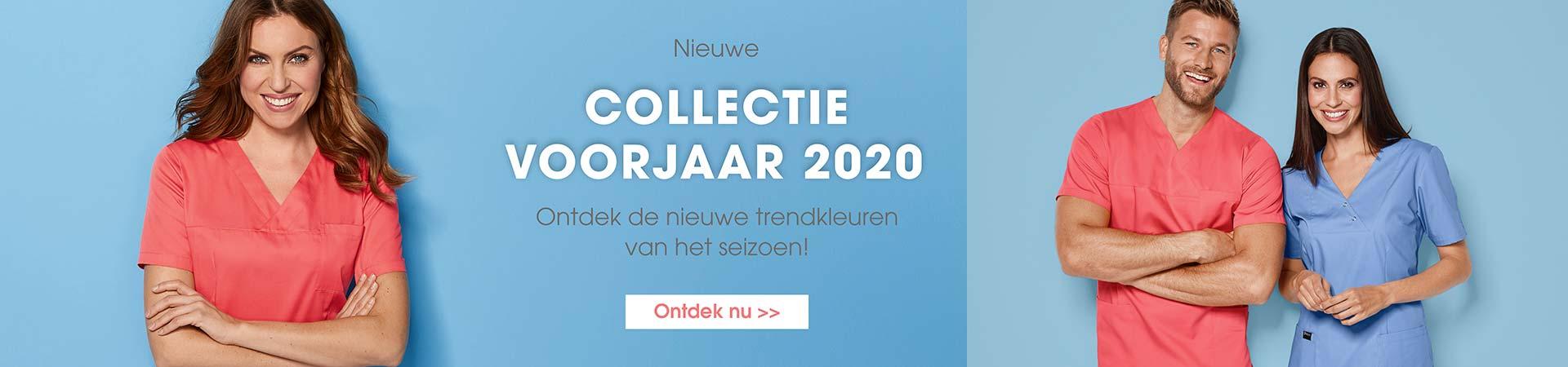 De nieuwe collectie 2020