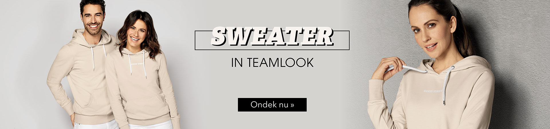 Sweater in Teamlook