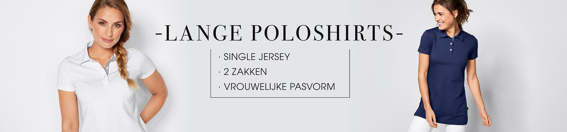 Lange Poloshirts